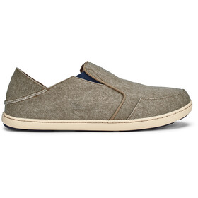 OluKai Nohea Lole Chaussures Homme, clay/trench blue